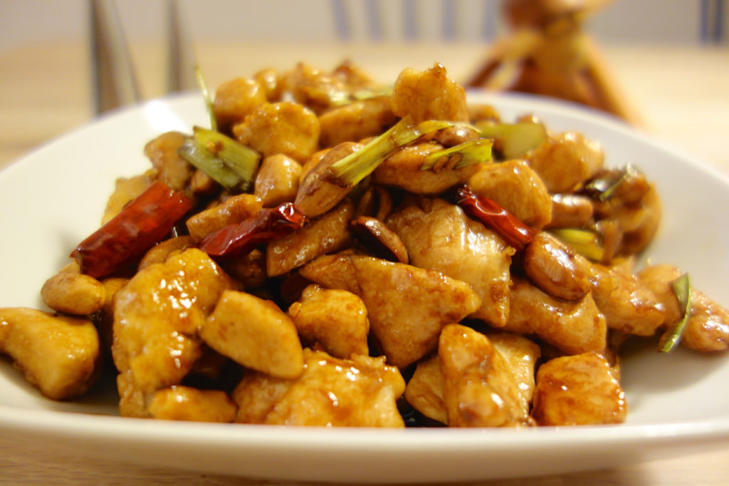 kinesisk mat recept kyckling